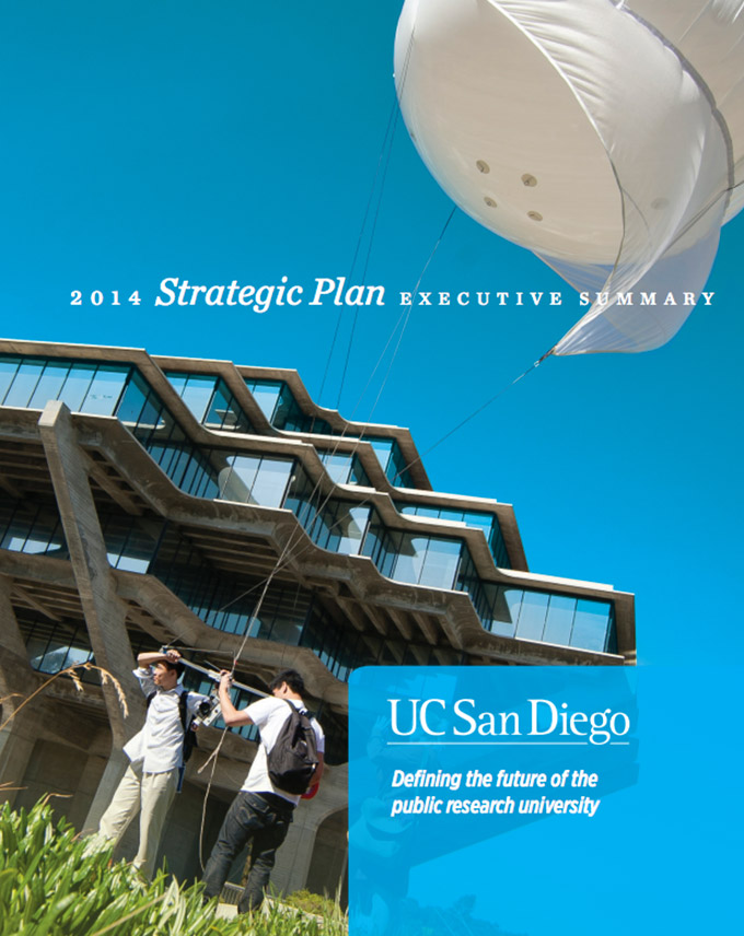 link to UC San Diego's Strageic Plan Executive Summary